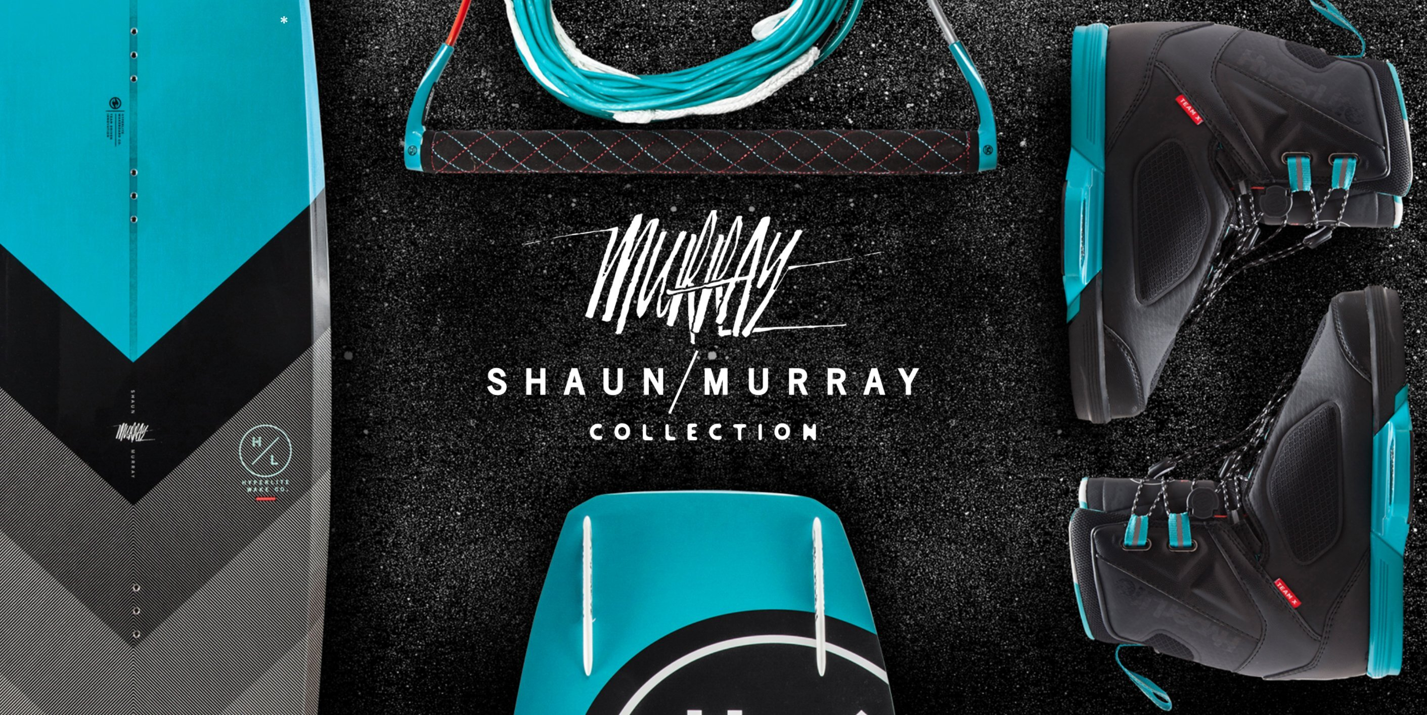 Shaun Murray Collection