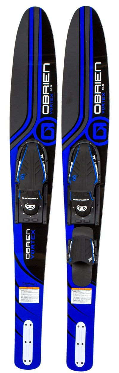 "O'BRIEN 2018 VORTEX 65.5"" COMBO SKIS WITH X7/RTS"
