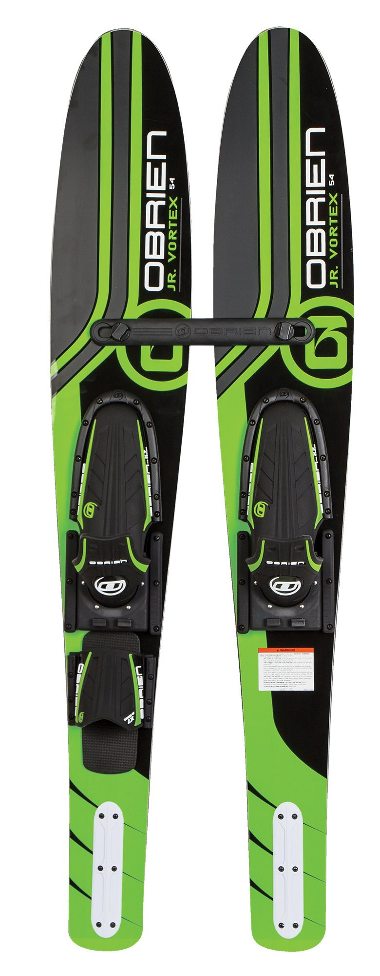 "O'BRIEN 2018 JR VORTEX 54"" COMBO SKIS WITH JR X7/RTS"
