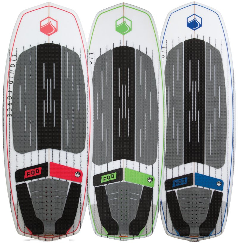 LIQUID FORCE 2018 POD WAKESURFER