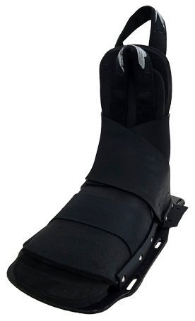 "D3 LEVERAGE ""BLACK OUT"" FRONT BINDING"
