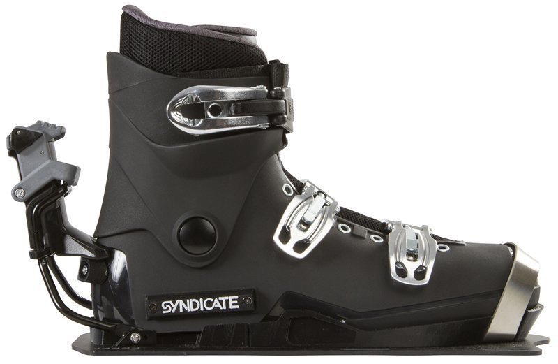 HO 2018 SYNDICATE HARDSHELL PLATED BOOT
