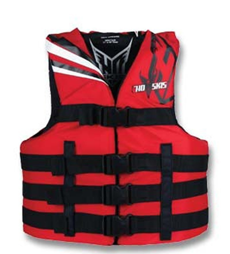 HO MENS UNIVERSAL VEST - RED