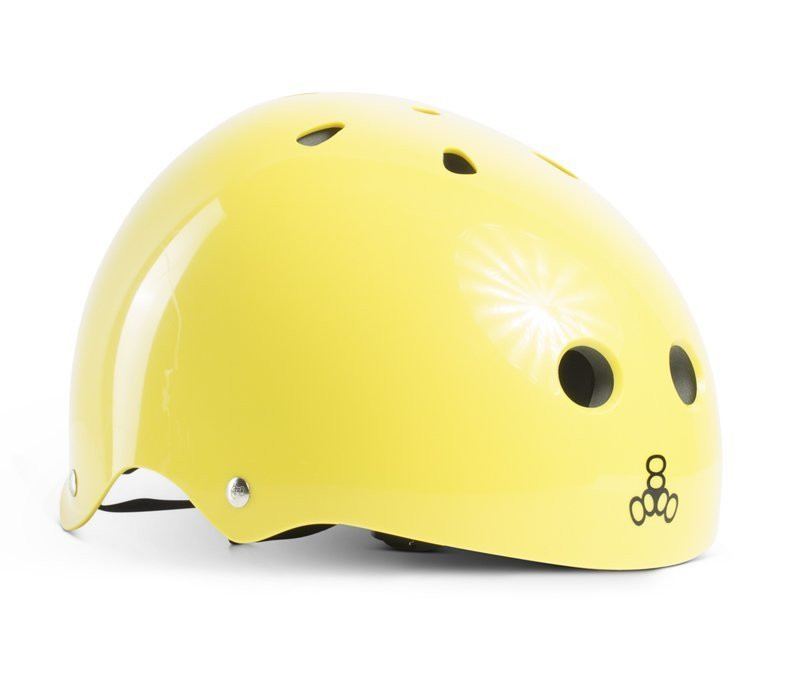 LIQUID FORCE 2017 DROP HELMET - YELLOW