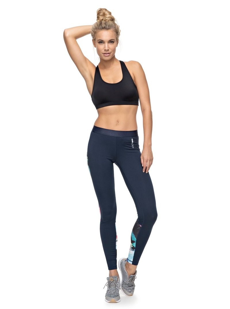 ROXY WOMENS KEEP IT WARM PANT - NAVY