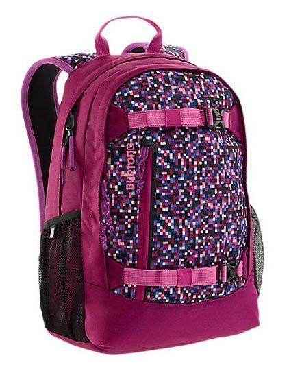 BURTON 2016 YOUTH DAYHIKER 20L PIXI DOT