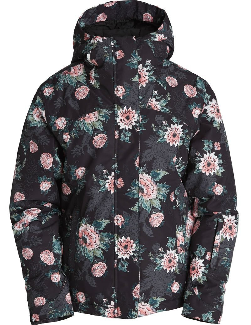 BILLABONG 2017 MALINA JACKET - FLORAL
