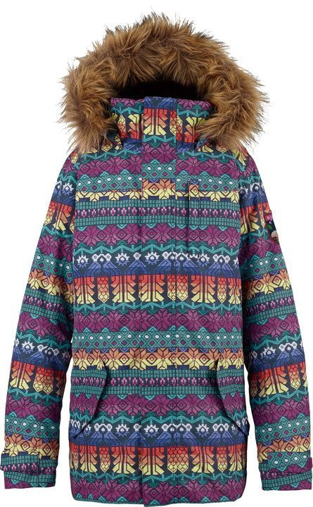 BURTON GIRLS AUBREY PARKA JACKET