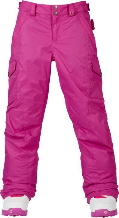 BURTON GIRLS ELITE CARGO PANT - GRAPESEED