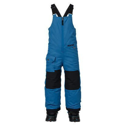 BURTON GIRLS MINISHRED MAVEN BIB PANT - GLACIER BLUE
