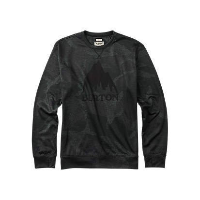 BURTON 2017 MENS OAK CREW