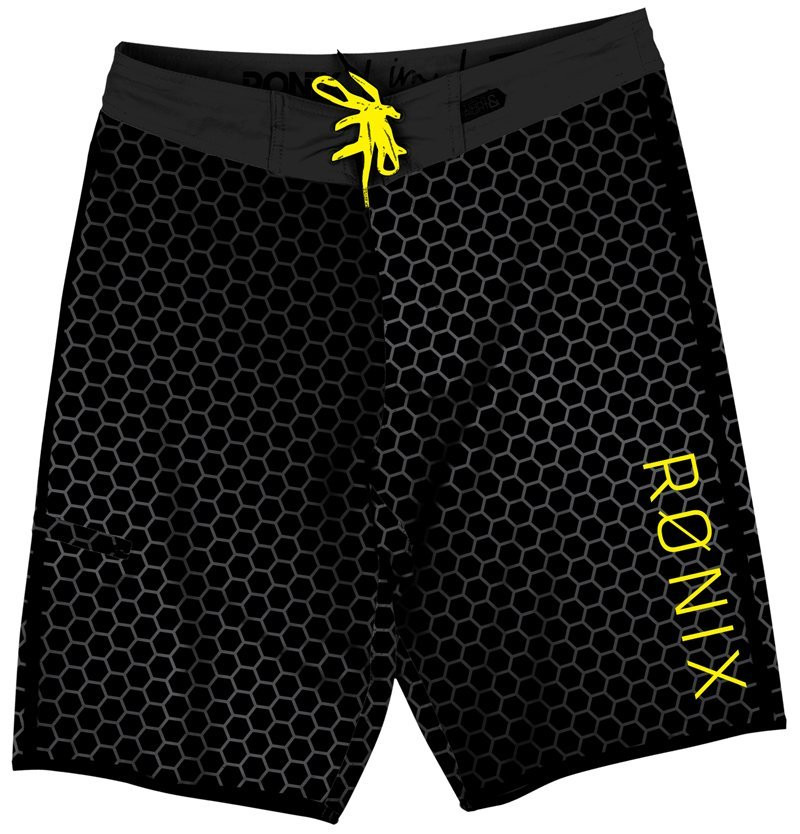 RONIX 2017 HONEYCOMB PUMPERPERSON BOARDSHORTS
