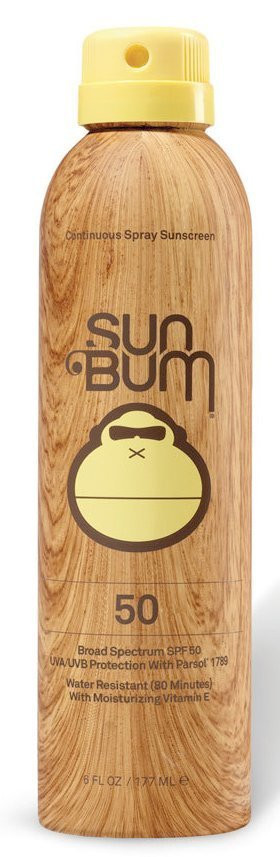 SUN BUM SPRAY SPF 50 6OZ