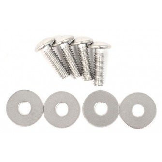 LIQUID FORCE 1/4-20 BINDING BOLT KIT