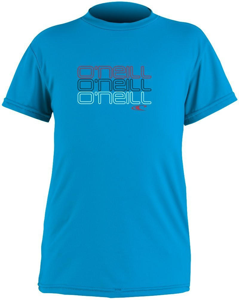 O'NEILL BOYS TODDLER SKINS SHORT SLEEVE RASH T-SHIRT
