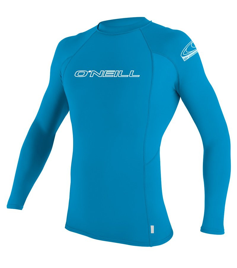 O'NEILL YOUTH BASIC SKINS LONG SLEEVE RASH