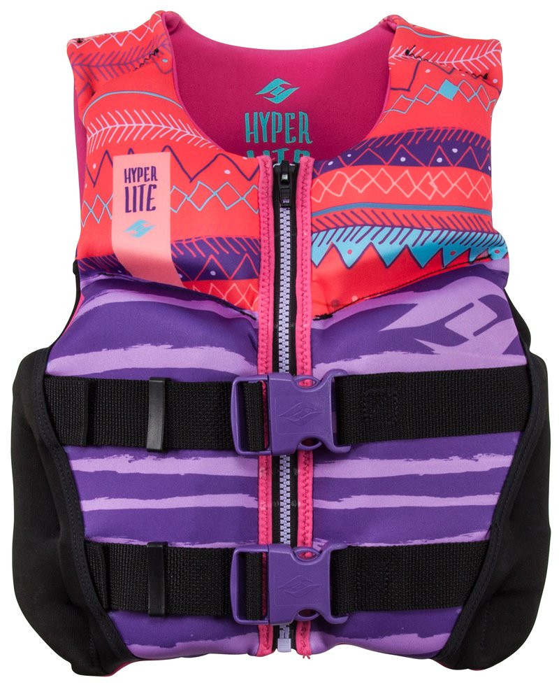 HYPERLITE 2018 GIRL'S YOUTH SMALL INDY NEO CGA VEST