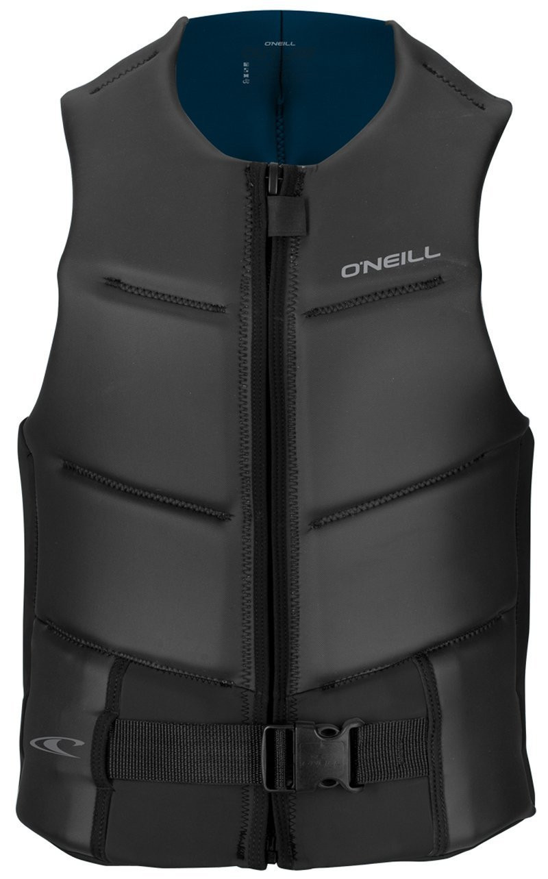 O'NEILL 2017 OUTLAW COMPETITION VEST- BLACK/BLUE