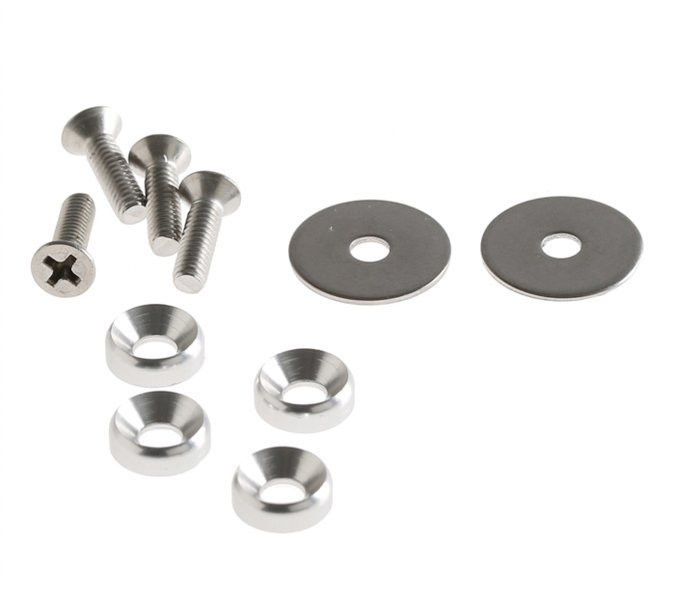 D3 REAR TOE PLATE MOUNTING SCREW PACK