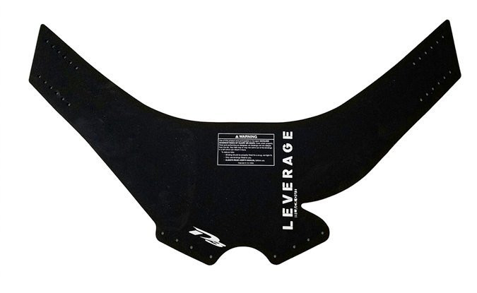 D3 LEVERAGE BLACKOUT OVERLAY Front or Rear