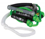 "RONIX BUNGEE SURF ROPE 10"" HANDLE 25FT - 4 SECTION ROPE"