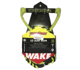 """PERFORMANCE LG PRO 10"""" SURF ROPE W/ 3-3FT SECTIONS- YELLOW"""