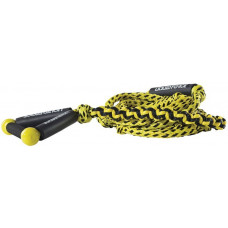 "LIQUID FORCE SURF 9"" HANDLE WITH COILED ROPE"