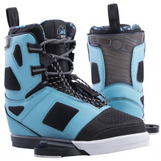 HYPERLITE 2019 RIOT WAKEBOARD BOOTS - BLUE