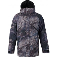 BURTON MENS BREACH JACKET - EARTH