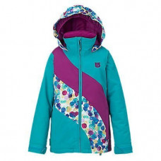 BURTON GIRLS HART JACKET - EVERGLADE