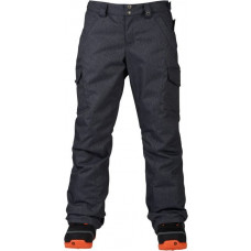 BURTON GIRLS ELITE CARGO PANT - DENIM