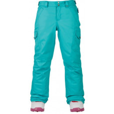 BURTON GIRLS ELITE CARGO PANT - EVERGLADE