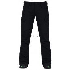 BURTON WOMEN'S GLORIA SNOW PANT - BLACK