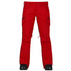 BURTON WOMEN'S GLORIA SNOW PANT - RED