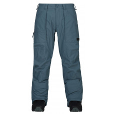 BURTON MENS SOUTHSIDE SNOW PANT - BLUE