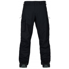 BURTON MENS COVERT SNOW PANT - BLACK