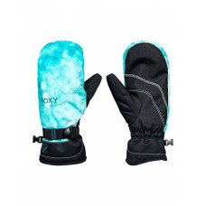 ROXY WOMENS JETTY MITTENS - INK BLUE
