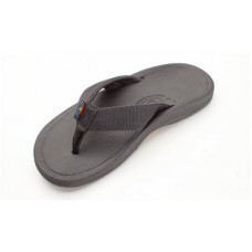 RAINBOW MARINER MENS SANDALS - BLACK