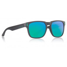 DRAGON MONARCH H20 SUNGLASSES - MATTE BLACK/GREEN ION P2