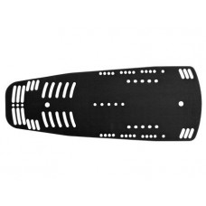 RADAR ALUMINUM REAR BOOT PLATE