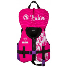 RADAR 2019 TRA GIRL'S CGA LIFE VEST INFANT/TODDLER