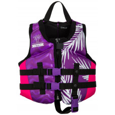 RADAR 2019 TRA GIRL'S CGA LIFE VEST CHILD