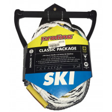 "PERFORMANCE CLASSIC 8 LOOP SLALOM ROPE/ 13"" TEAM HANDLE"