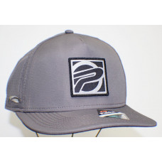 PERFORMANCE CORPORATE 5 PANEL HAT - TITANIUM MESH