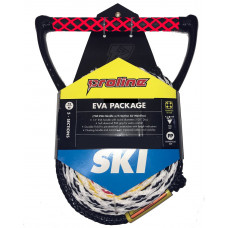 "PERFORMANCE CLASSIC 5 LOOP SLALOM ROPE/ 13"" TEAM HANDLE"
