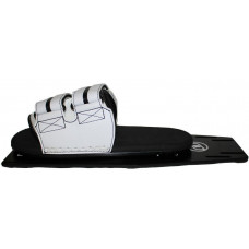 O'BRIEN SECTOR REAR TOE PLATE- WHITE