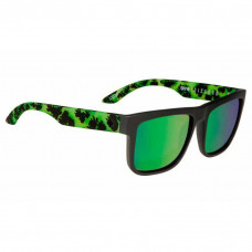 SPY OPTICS BROSTOCK DISCORD SUNGLASSES - HAPPY BRONZE W/ GREEN