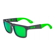 SPY OPTICS BROSTOCK THE FOLD SUNGLASSES - HAPPY BRONZE W/ GREEN