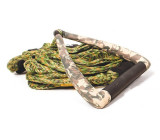 """LIQUID FORCE SURF DLX 9"""" MOLDED ROPE - CAMO"""