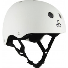 TRIPLE 8 THE HEED HELMET WHITE XXL ONLY